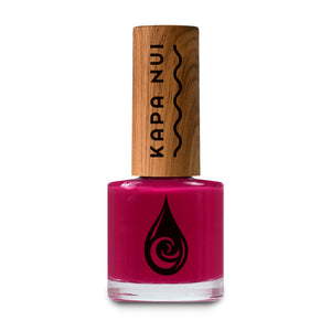 Lehua Blossom  non-toxic nail polish color 9ml bottle