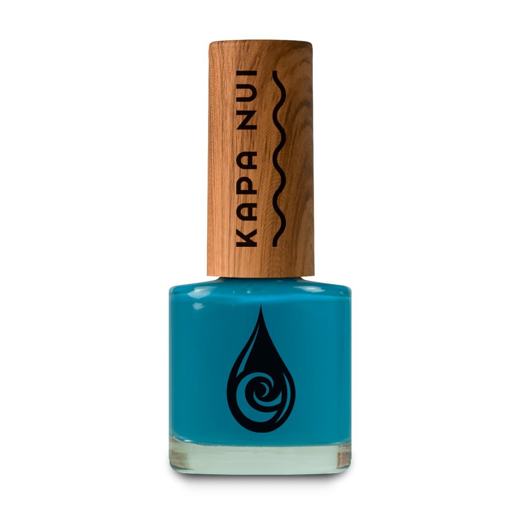 Kailua Bay | non-toxic nail polish color 9ml bottle