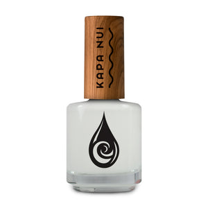 Coconut A toxin-free nail polish color in a 15ml bottle