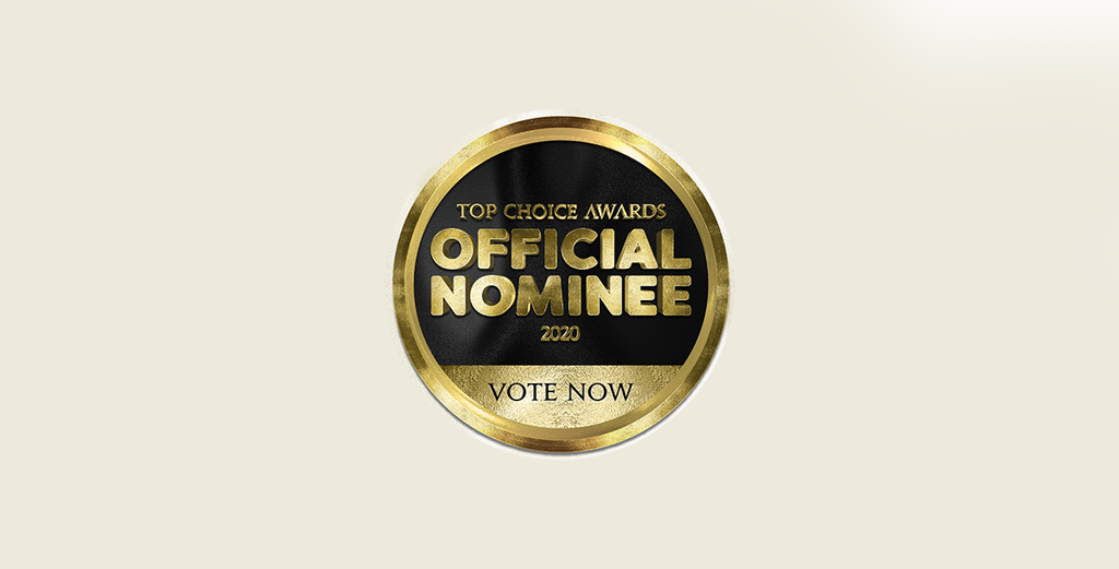 Dala Decor Nominated by Top Choice Awards 2020
