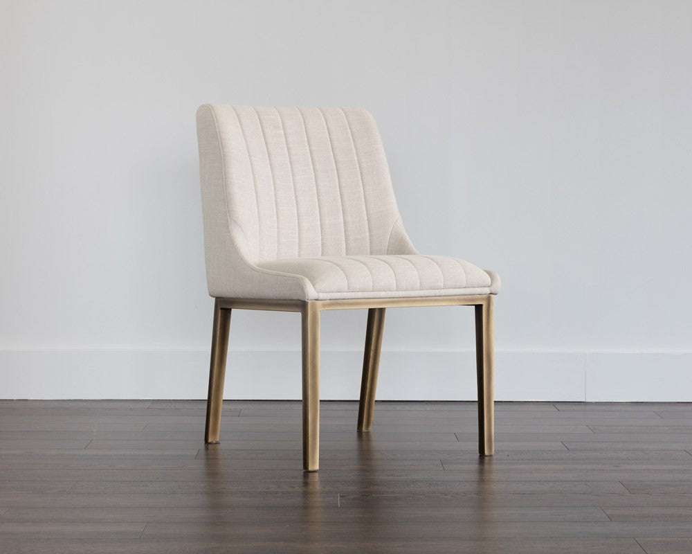 Holston Dining Chair - Beige