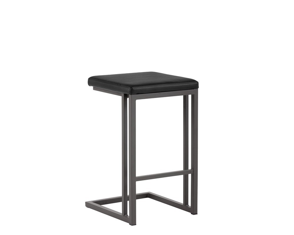 Boone Counter Stool Black