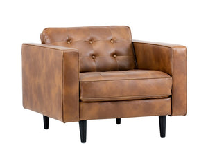 Donnie Armchair - Tobacco