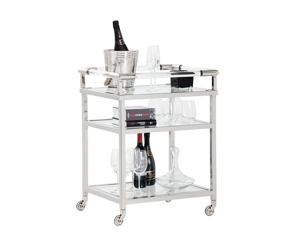Margo Bar Cart