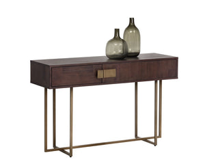 Jade Console Table