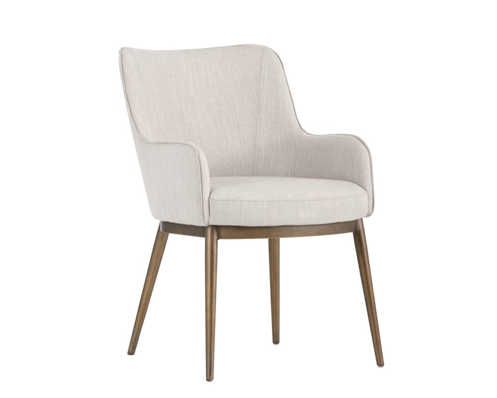Franklin Dining Chair - Beige