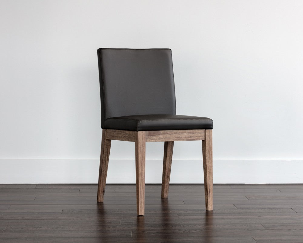 Branson Dining Chair - Black
