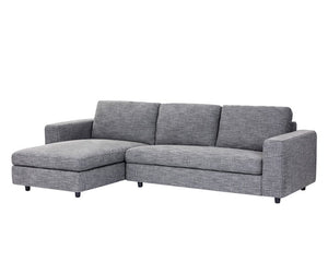 Ethan Sofa Chaise  -  Laf - Quarry