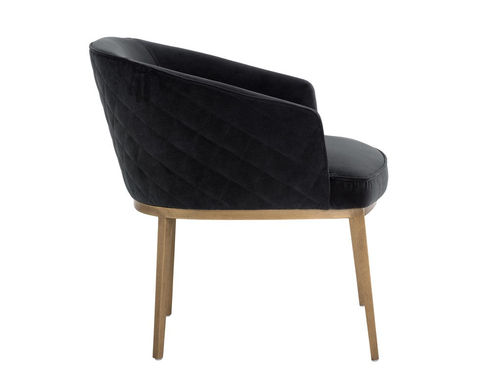 Cornella Lounge Chair - Shadow Grey