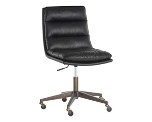 Stinson Office Chair - Bravo Black