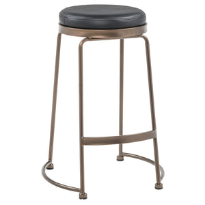 Alina 26'' Counter Stool - Black