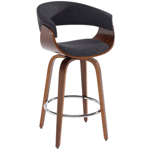 Holt 26'' Counter Stool - Charcoal