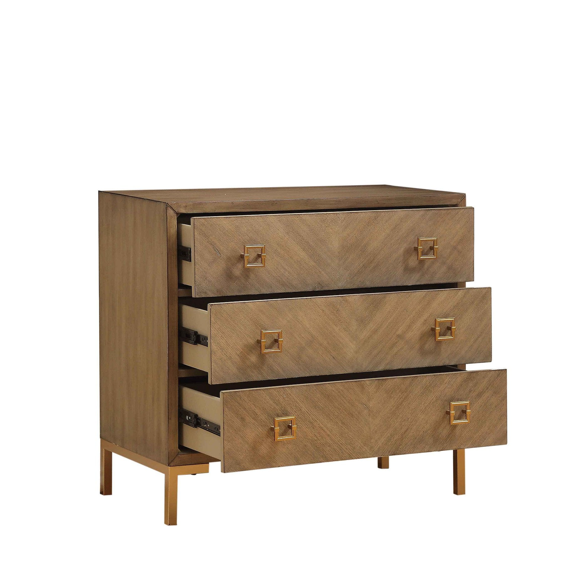 Styled Chest
