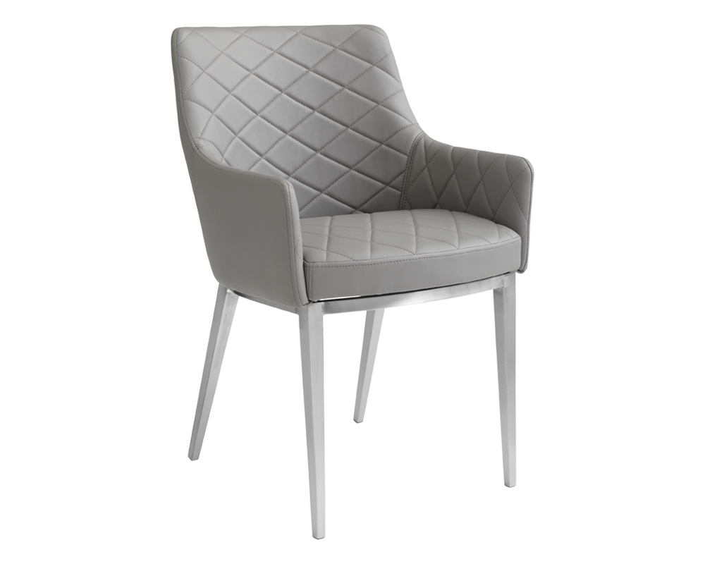 Chase Armchair - Grey