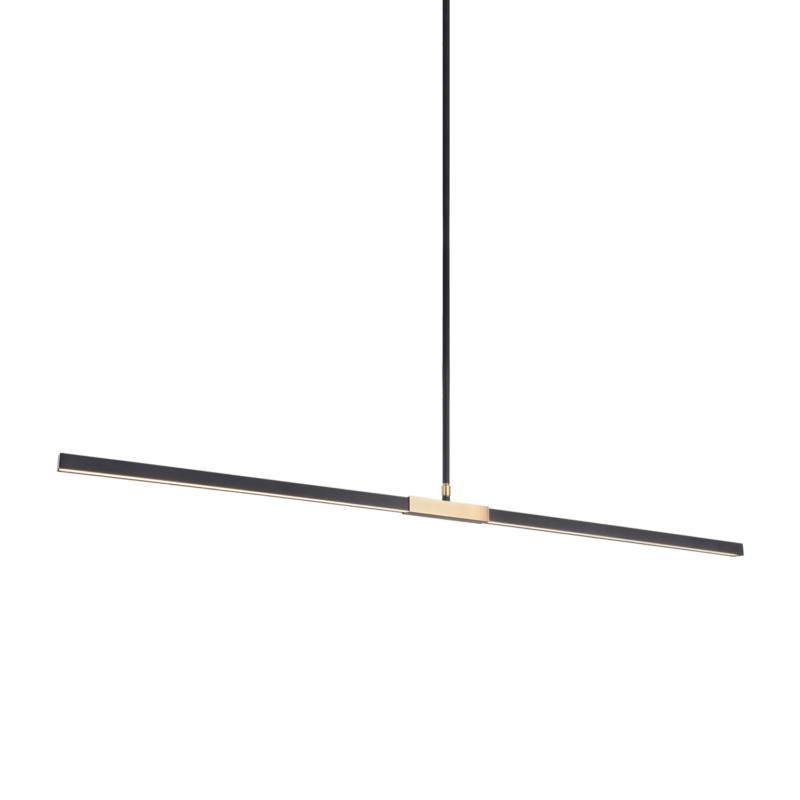 "Lineare 49"" Gold Brass"