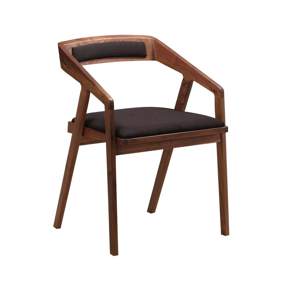 Padma Arm Chair - Black