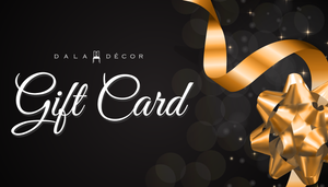 Dala Decor Gift Card