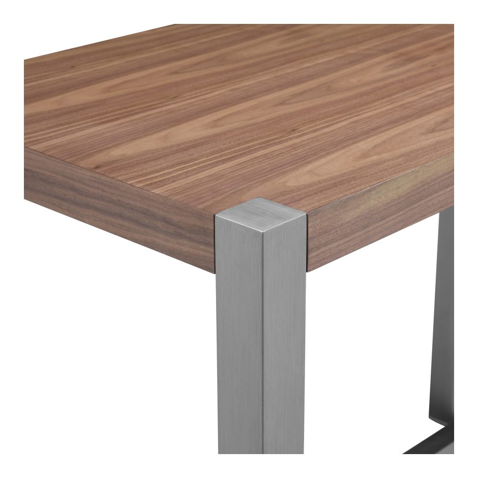 Riva Countertable Walnut