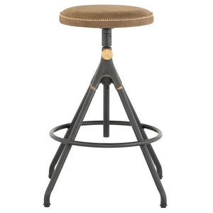 Akron Counter Stool-Umber Tan
