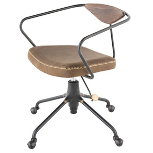 Akron Office Chair - Jin Green