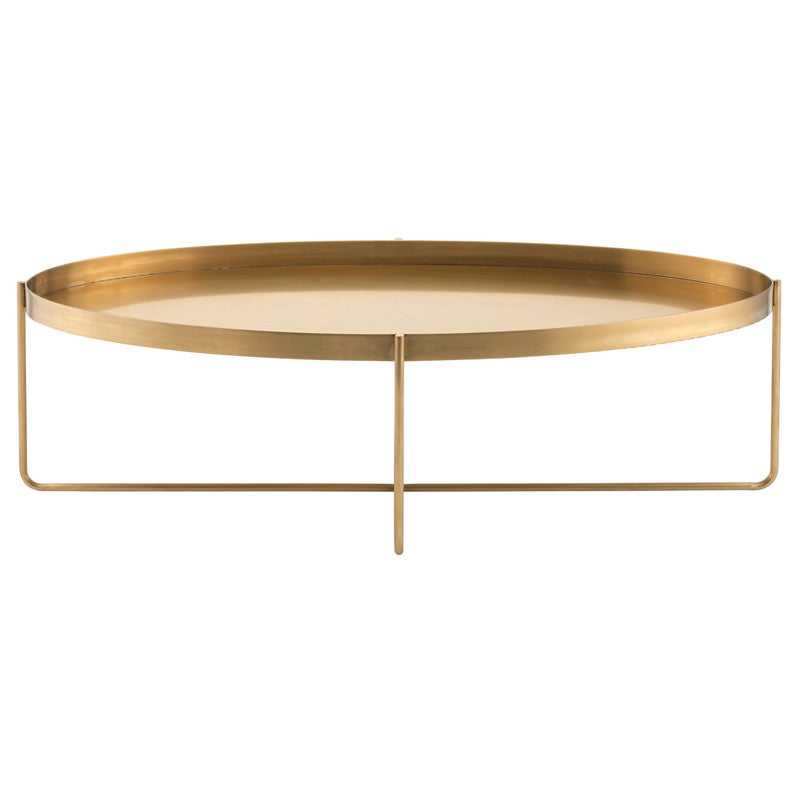 Gaultier Coffee Table - Gold