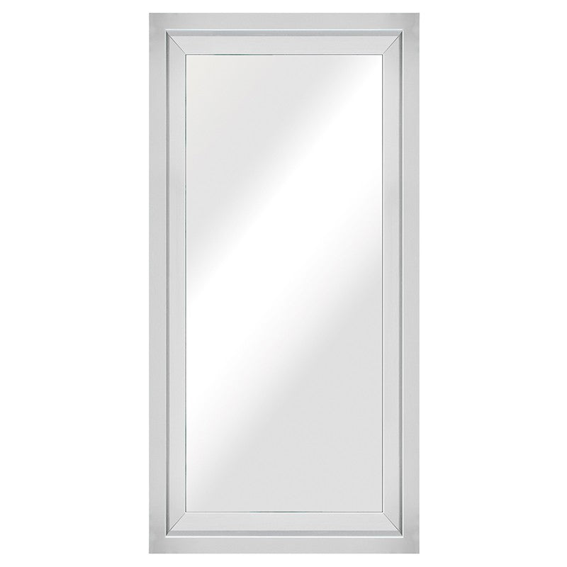 Glam Wall Mirror - Silver