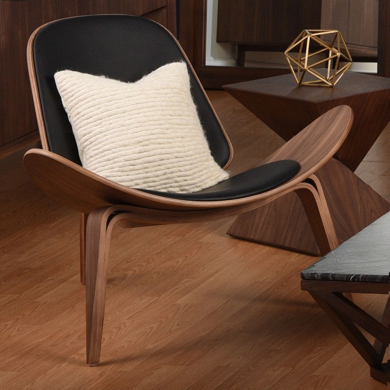 Artemis Occasional Chair - Light Walnut
