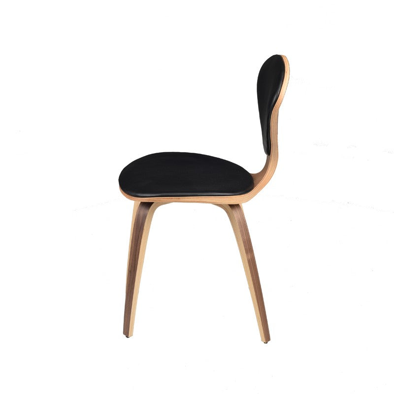 Satine Dining Chair - Black