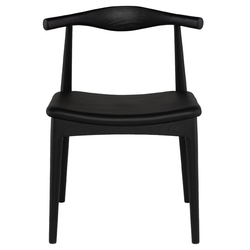 Saal Dining Chair - Black