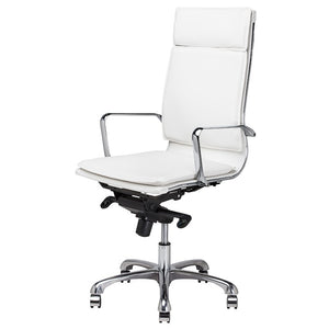 Carlo Office Chair - White