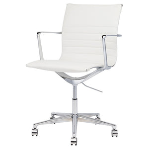 Antonio Office Chair - White