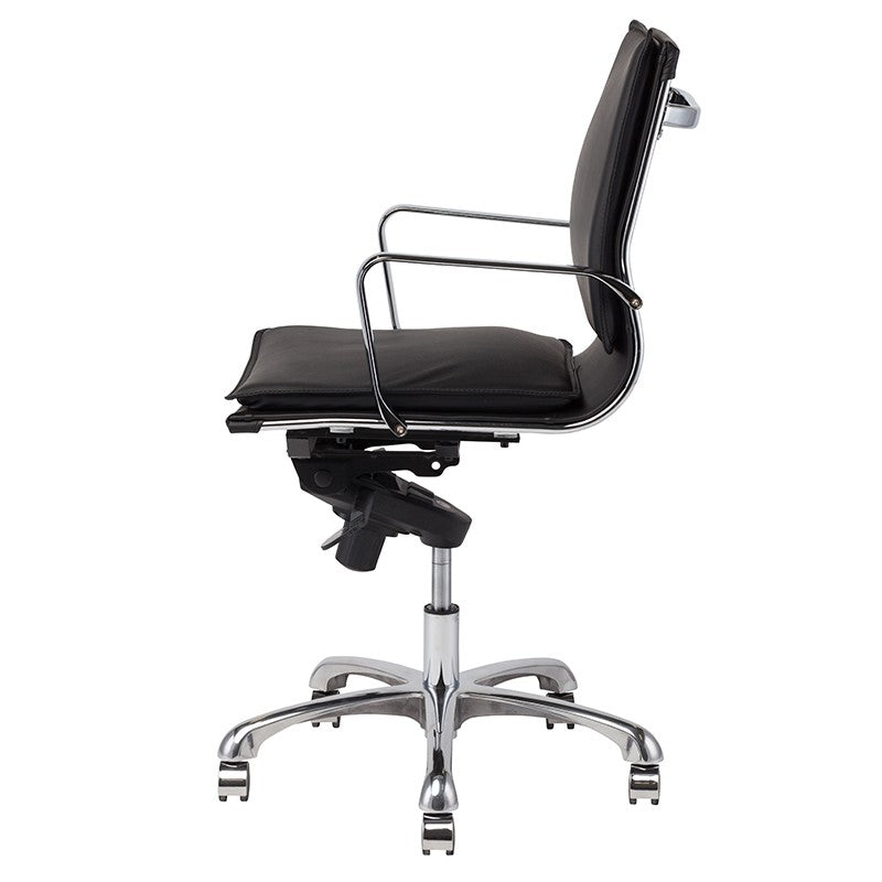 Carlo Office Chair - Black