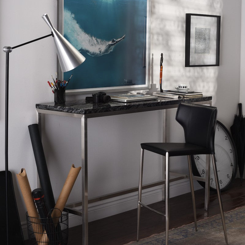Verona Bar Table - Black