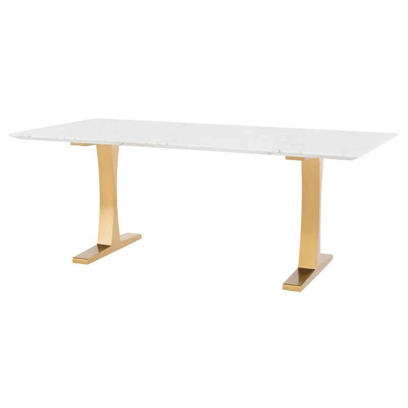 Toulouse Dining Table - White