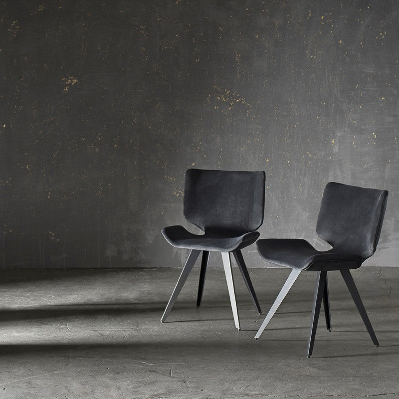 Astra Dining Chair - Shadow Grey