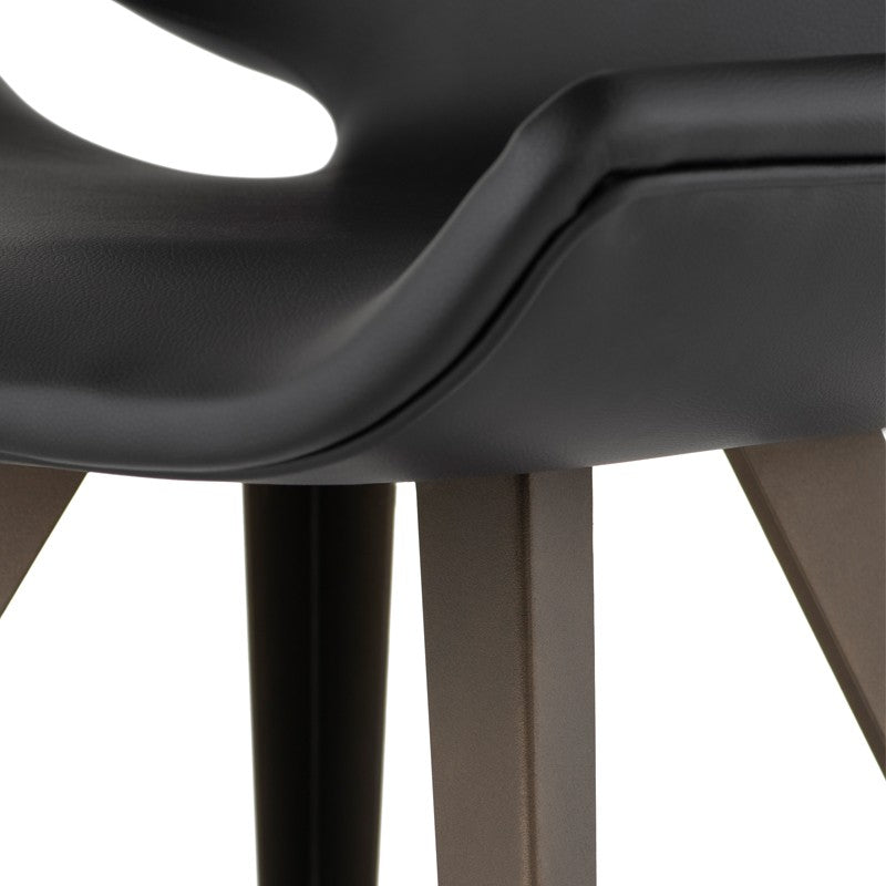 Astra Dining Chair - Black