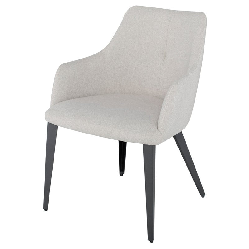 Renee Dining Chair - Stone Grey