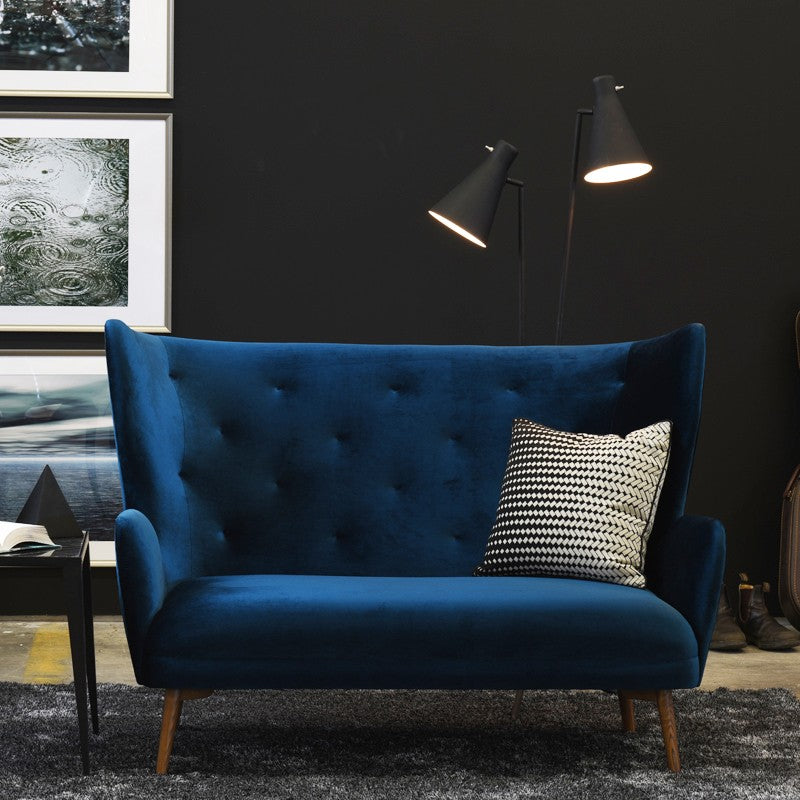 Klara Sofa - Midnight Blue