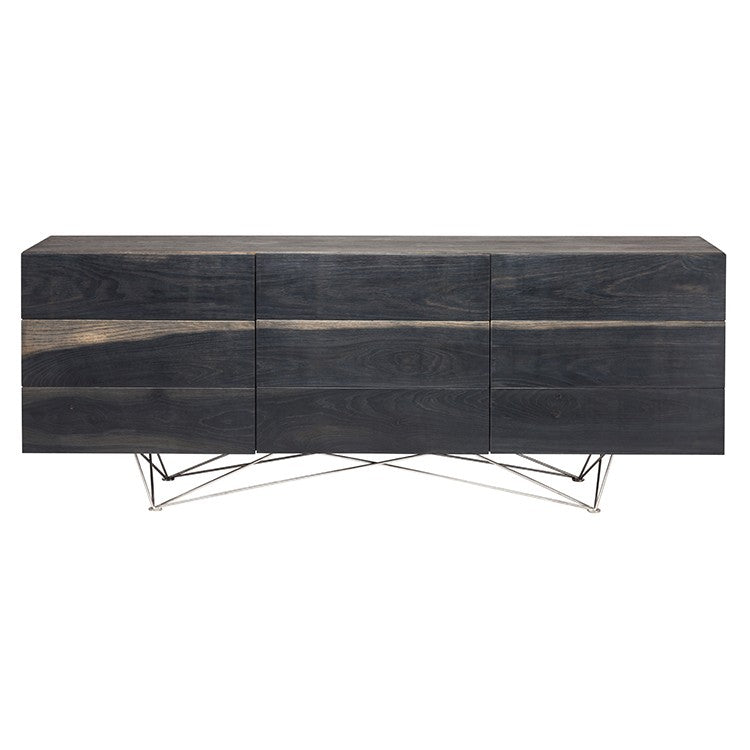 Zola Sideboard - Ebonized