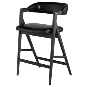 Anita Counter Stool-Raven