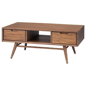 Jake Coffee Table - Walnut