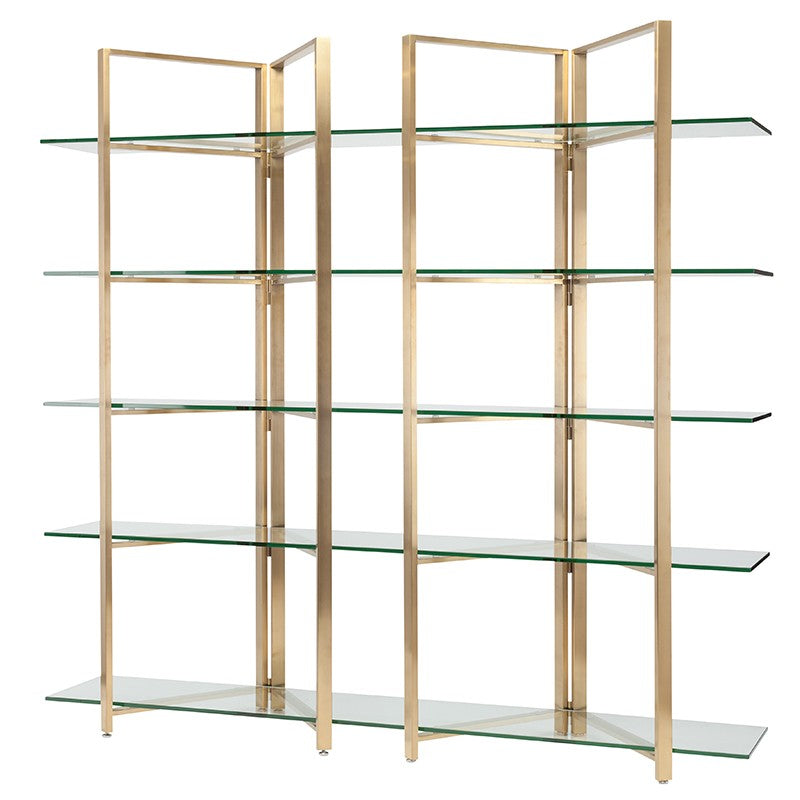 Elton Shelves - Clear