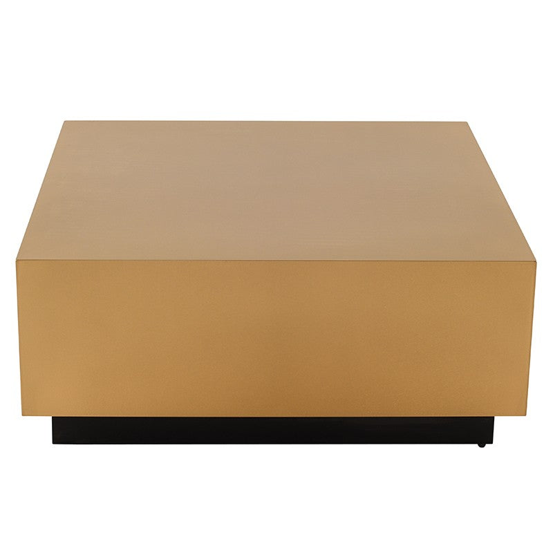 Easton Coffee Table - Gold