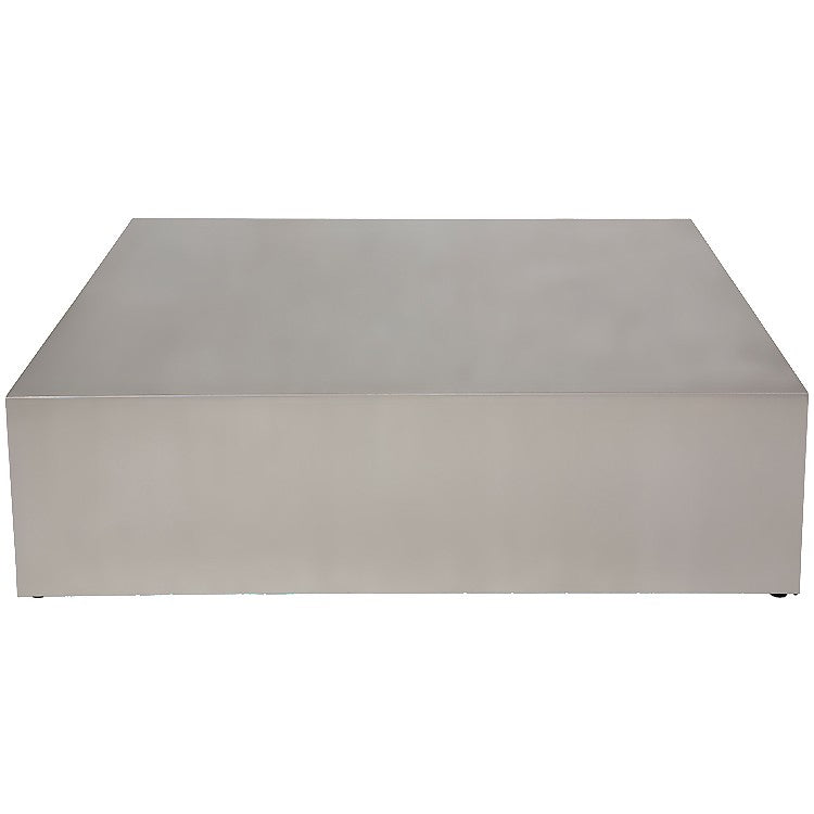 Siren Coffee Table - Silver