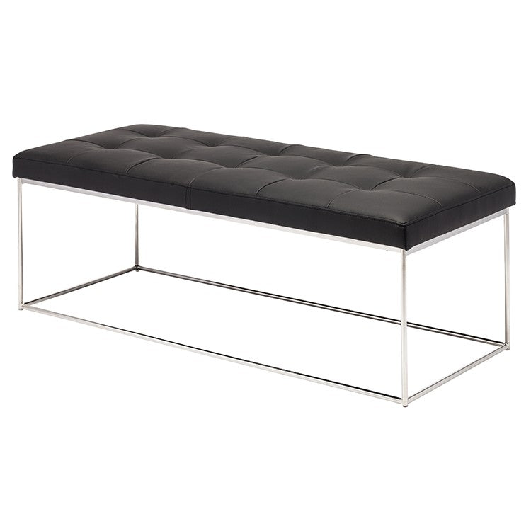 Caen Bench - Black