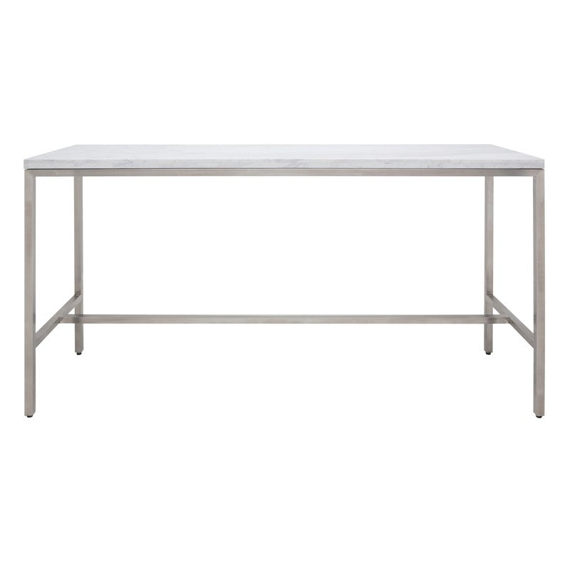 Verona Bar Table - White