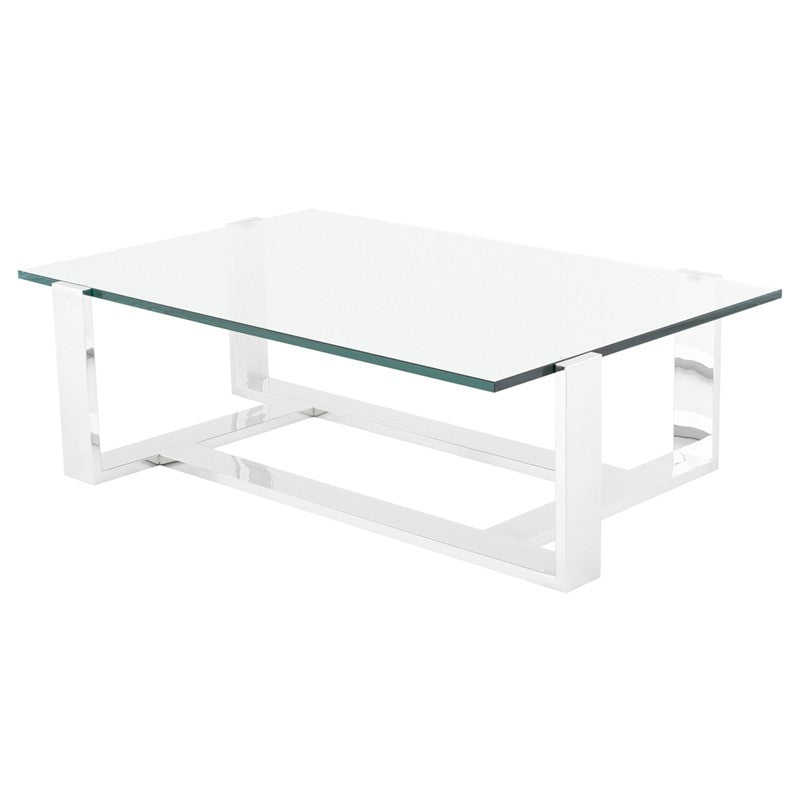 Flynn Coffee Table - Clear