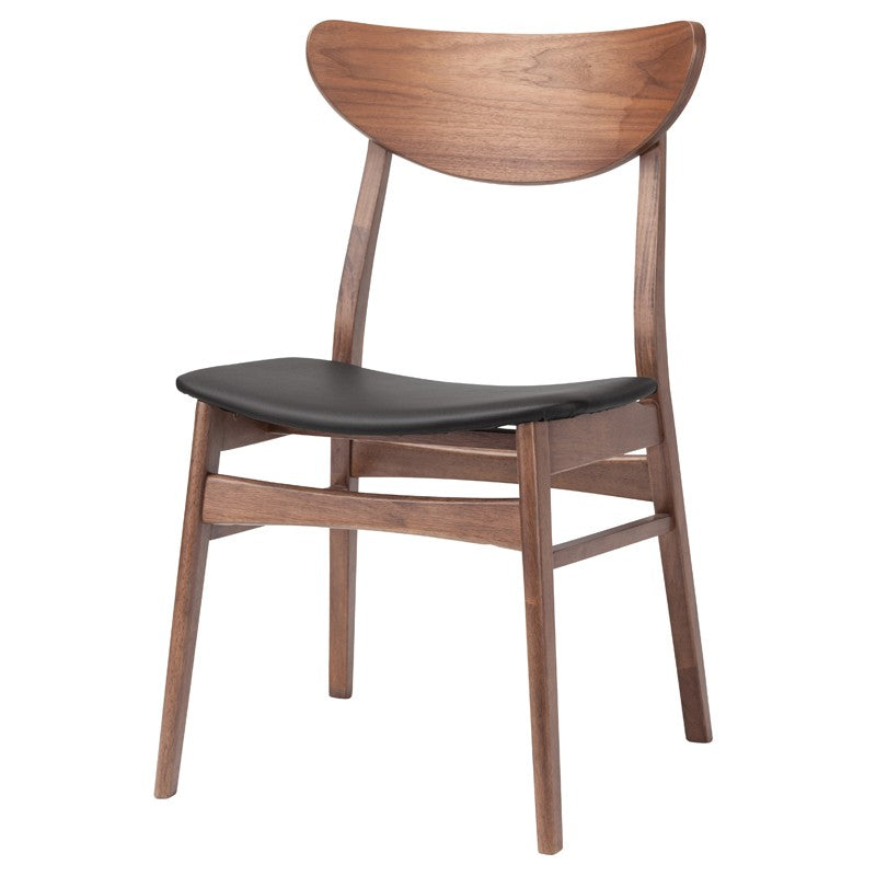 Colby Dining Chair - Black Walnut