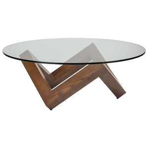 Como Coffee Table - Walnut