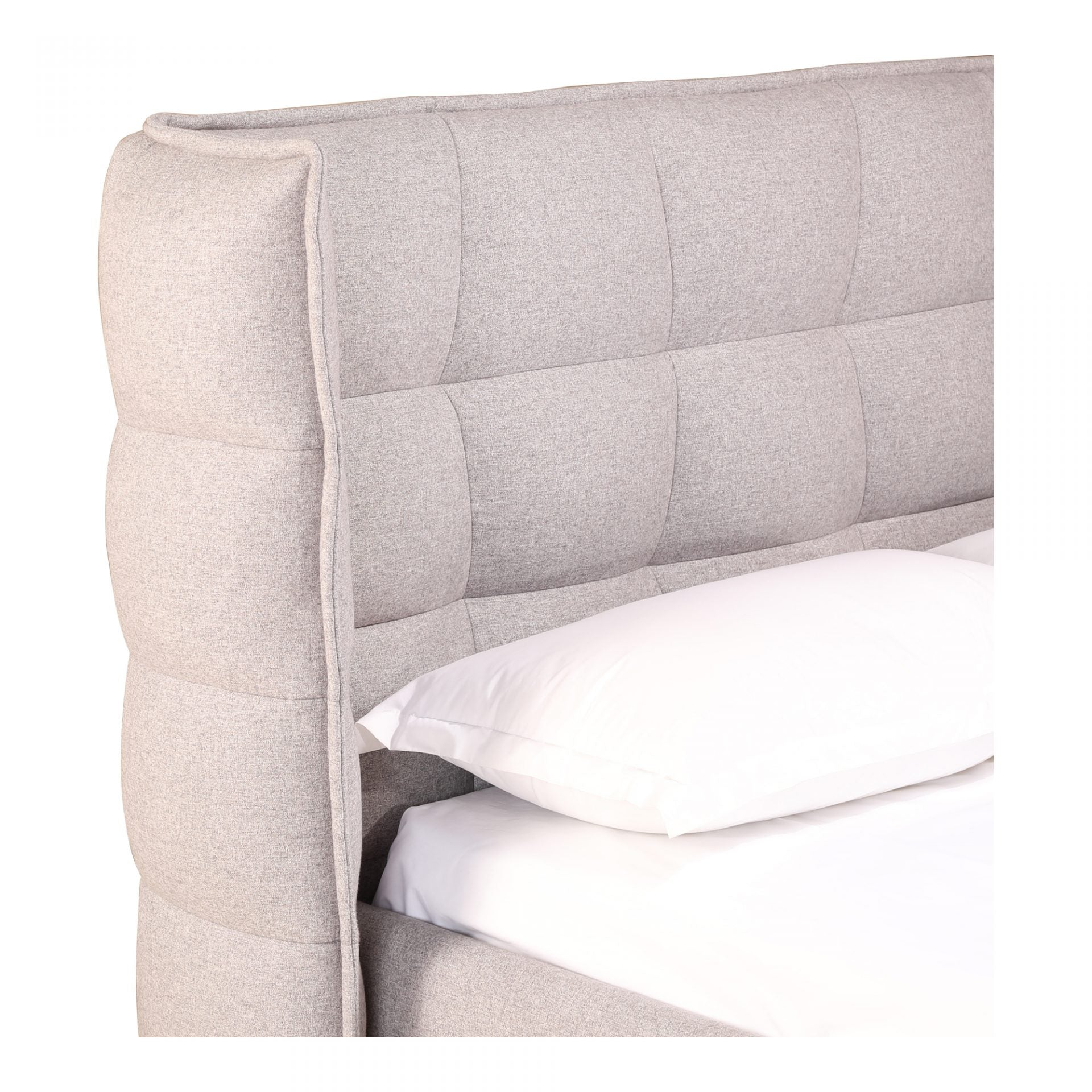 Ostalo Bed - Grey - Queen
